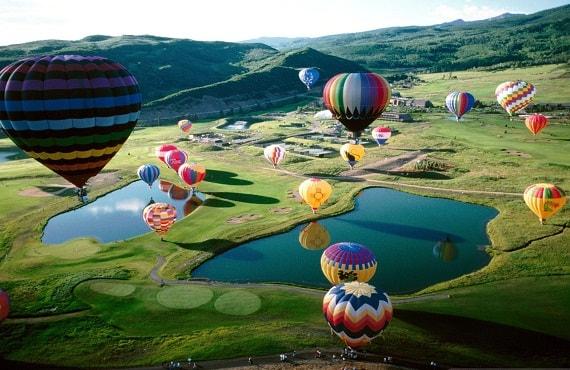 Hot Air Ballon Flights
