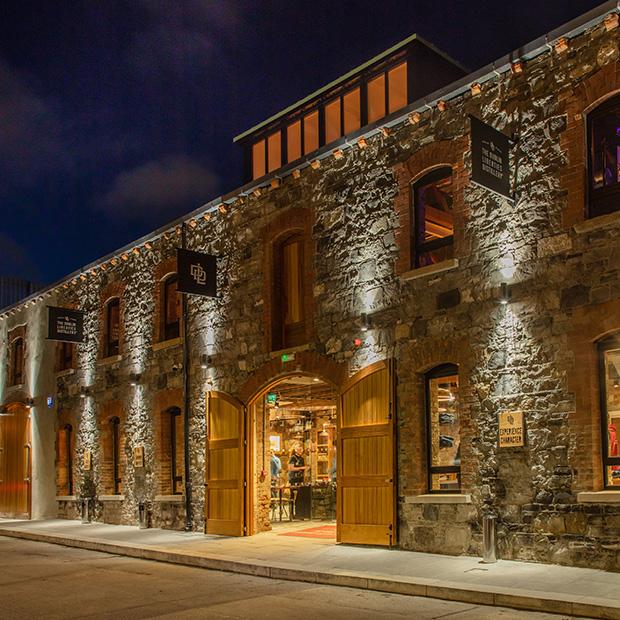 The Dublin Liberties Distillery