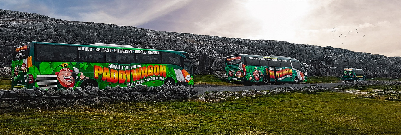 Paddywagon Tours Accommodation