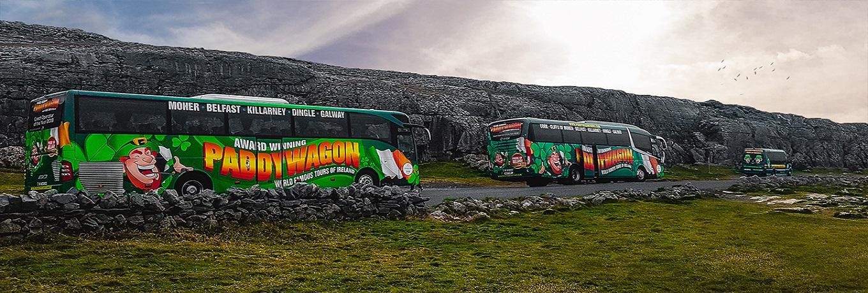 Paddywagon Tours & Accommodation