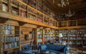 Farmleigh Library