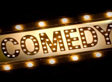 Comedy in Dublin